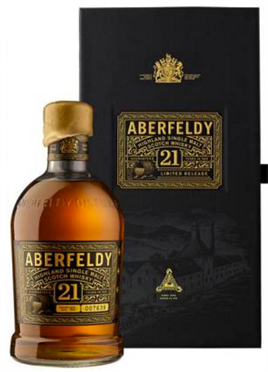 Aberfeldy Scotch Single Malt 21Year